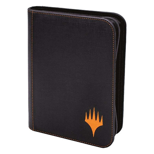 ULTRA PRO: MTG MYTHIC EDITION ZIPPERED 4-POCKET PRO-BINDER  A