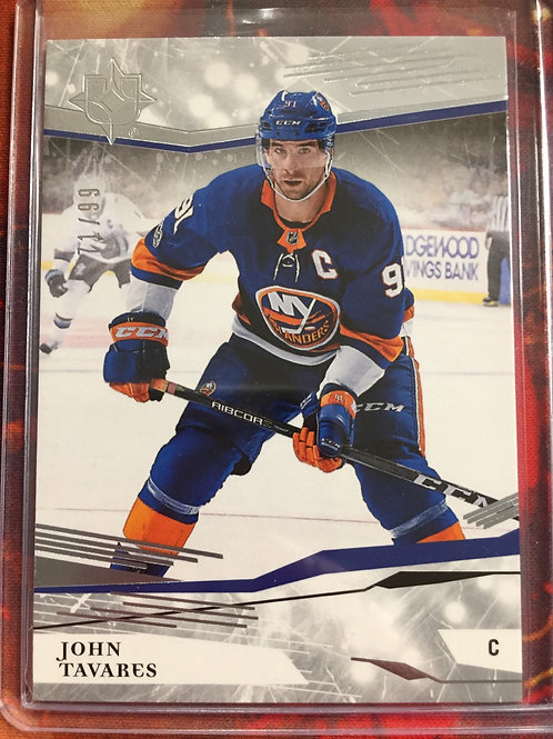 2017-18 Ultimate Collection #7 John Tavares 71/99