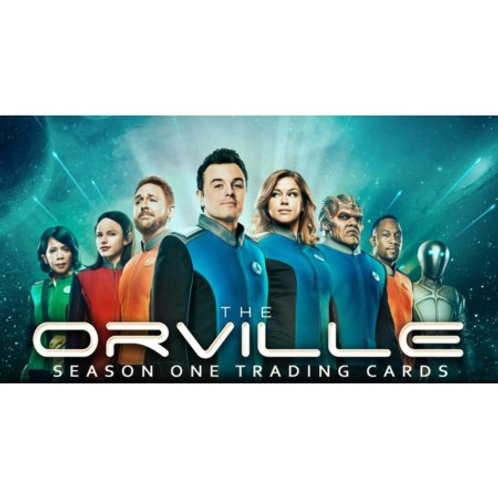 THE ORVILLE SEASON 1 TRADING CARDS (2019)