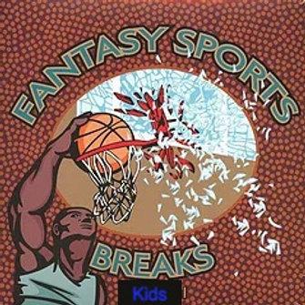 Fantasy Sports Breaks Basketball Kids Box SINGLE BOX