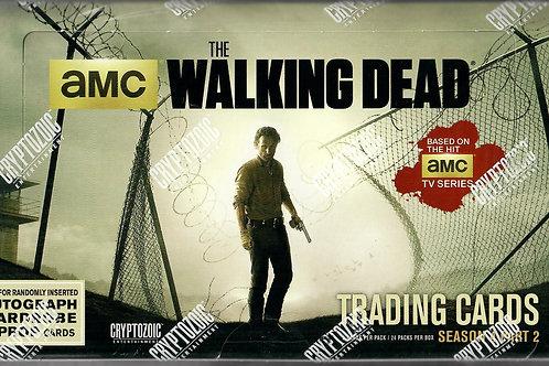 (2016) WALKING DEAD SEASON 4 PART 2