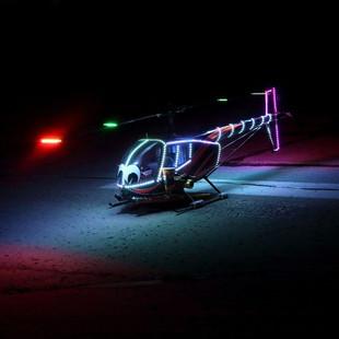 Тульские крылья 2019 ночные полеты (27).