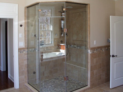 4 - Frameless steam door