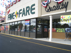 3 - Store front with automatic door