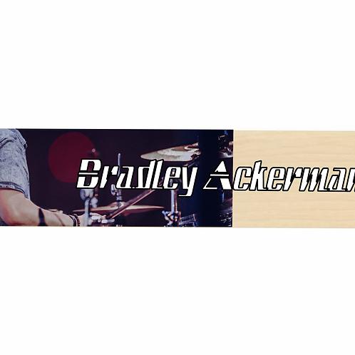 Signature Novelty Drumsticks - Signed