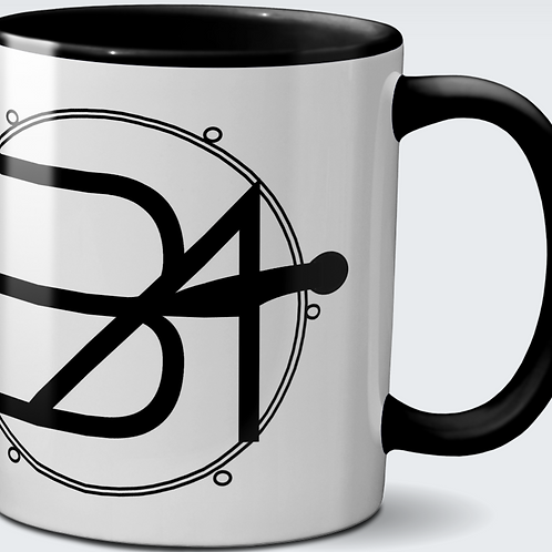 BA Logo Coffee Mug