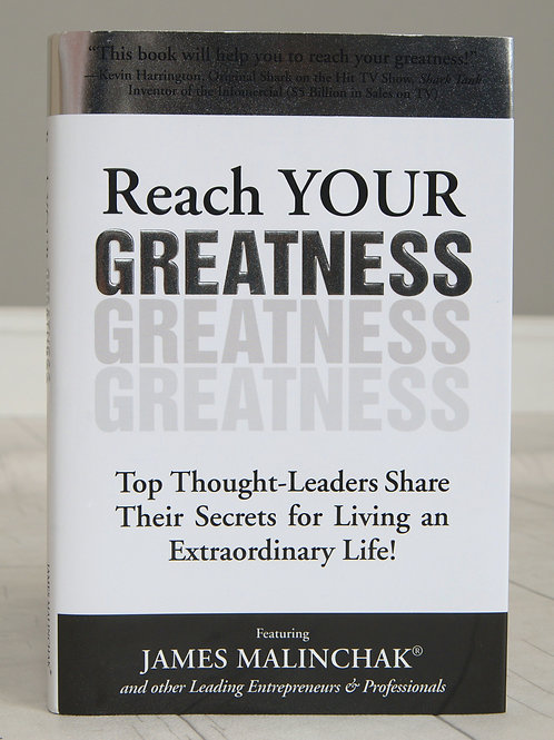 Reach Your Greatness