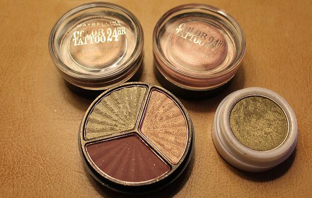 Eyeshadow for Green/Hazel Eyes