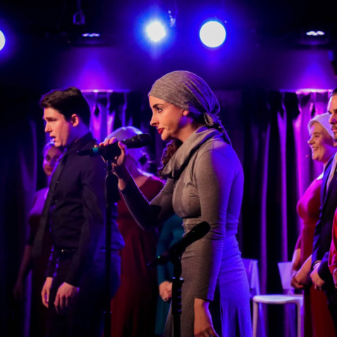 The Handmaid's Musical: A Dystopian Tale