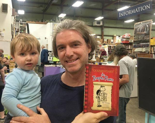 Latin translator Diary of a Whimpy Kid