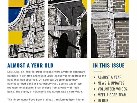Our Newsletter : June