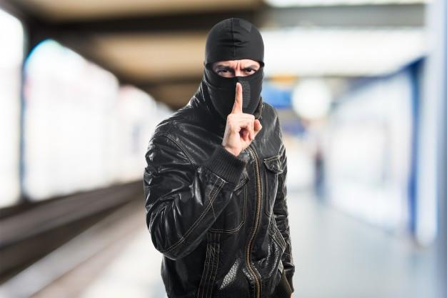 ladron silencio