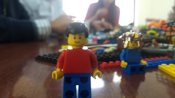 #LegoSeriousPlay