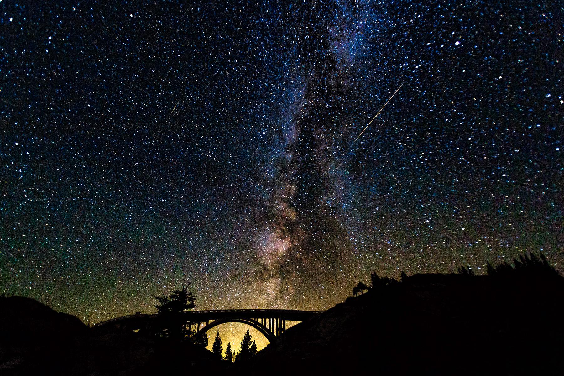Starry Bridge