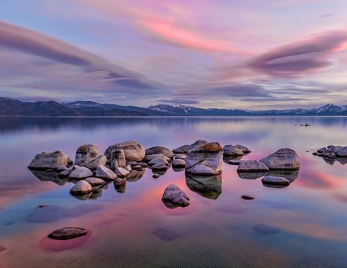 Speedboat Rocks