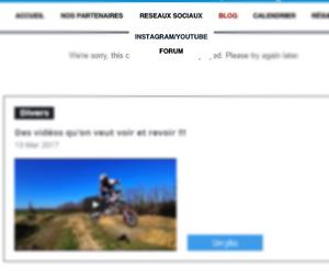 FORUM Pit Bike Québec