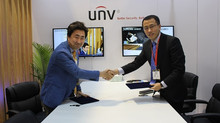 인콘, 세계 3대 CCTV 브랜드 유니뷰 독점계약 체결