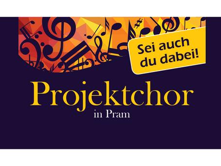 Engagierte Pramerinnen gründen einen Projekt Chor