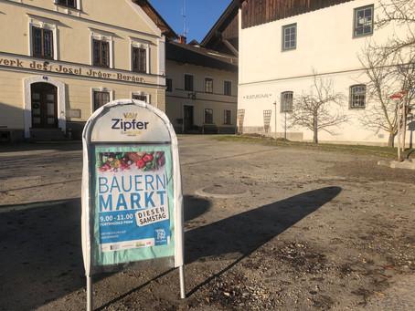 Advent Bauernmarkt in der Furthmühle am Samstag, den 5. Dezember 2020