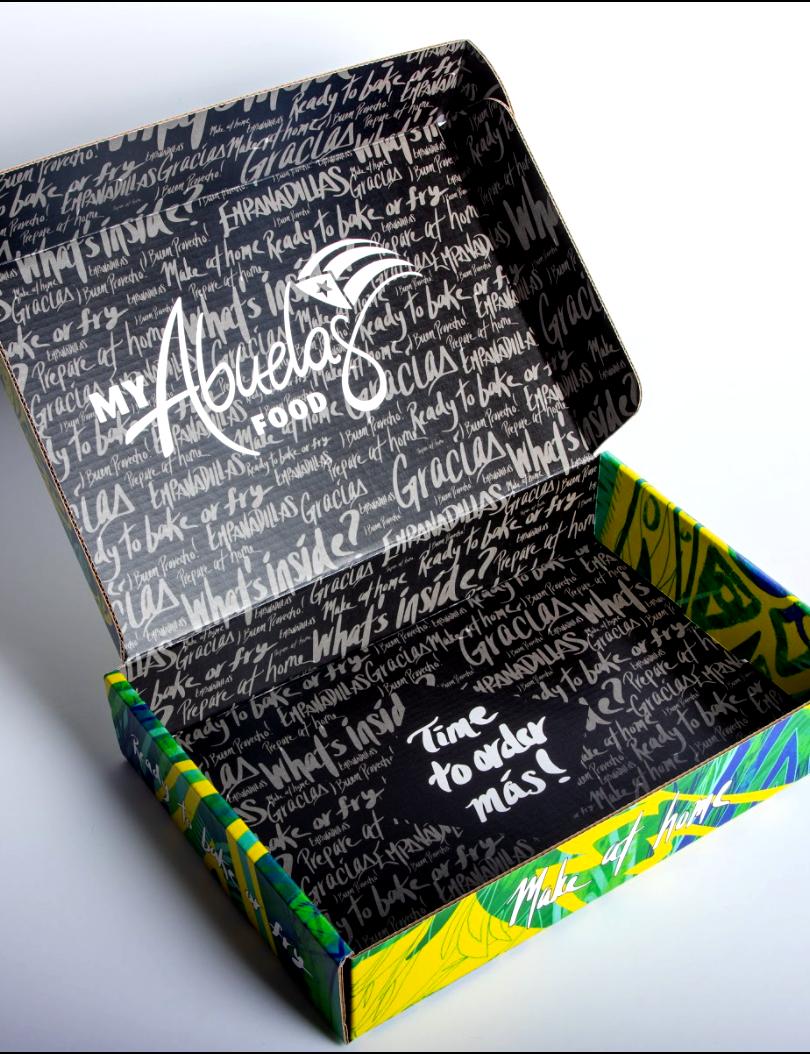 My Abuelas Box