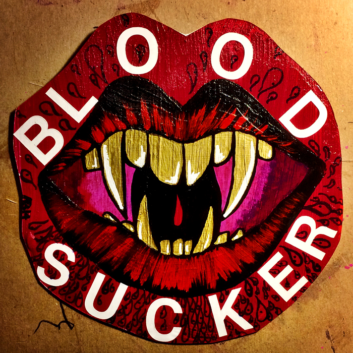 BLOOD SUCKER