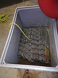 Этап второй,замачиваем пластины в ванной