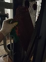 Разборка пластинчатого теплообменника Сондекс