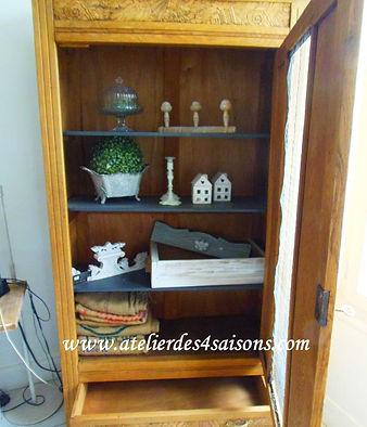 atelierdes4saisons. Black Bedroom Furniture Sets. Home Design Ideas