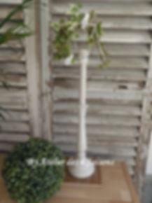 Lampe gris  galet Atelier des 4 saisons