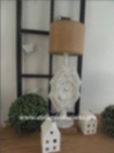 Lampes_patinées_gris_perle_blanc_poudré_