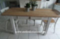 Table_de_ferme_vintage_patinée_gris_perl