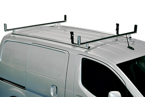 Adrian Steel 2 Bar Aluminum Utility Rack - NV200 and City Express