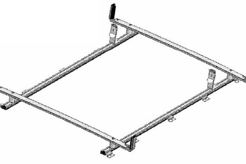 "Adrian Steel 2 Bar Utility Rack for Ford Transit Connect 120"" WB 2014-2018"