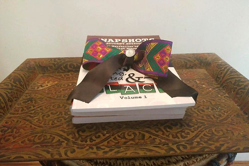 Snapshots Four Book Bundle value of $70