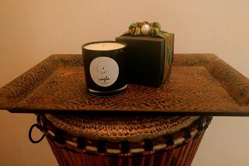 CWGLA Moonglow Candle, (Warm Amber) 8 oz.