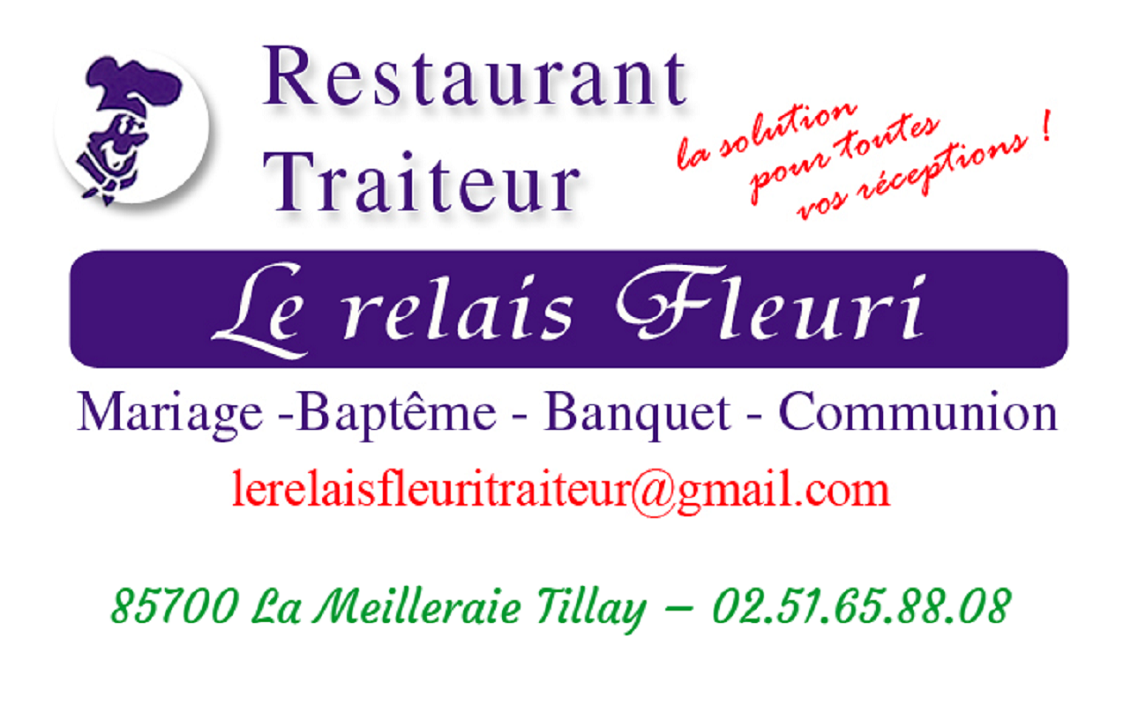 Relais Fleuri