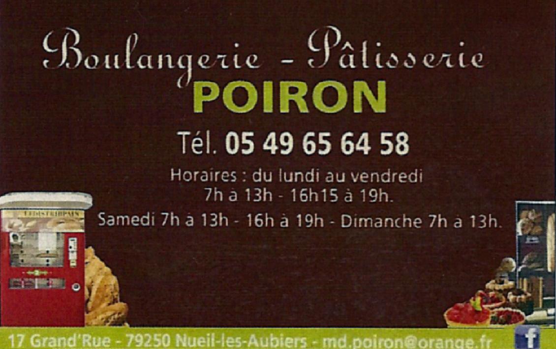 Boulangerie Poiron