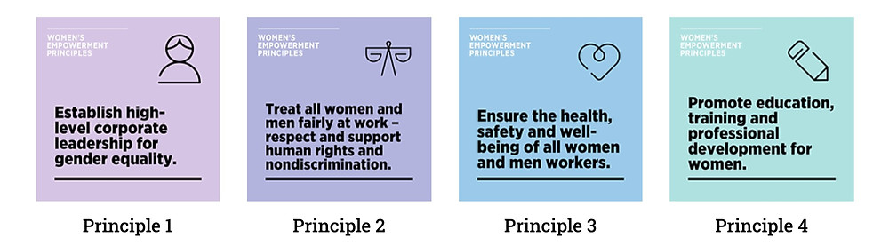 Women empowerment principles