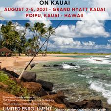 Hawaii. Hawaii August 2-5, 2021