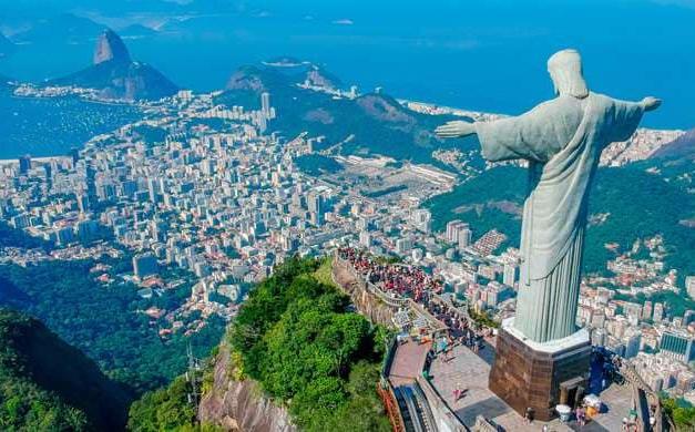 Rio De Janeiro. International Conference