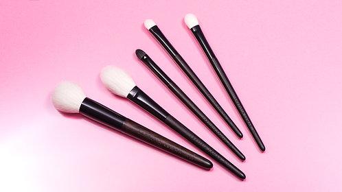 NOIR Set - 5 Brushes