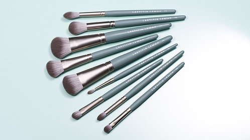 TECH Complete Set - 9 Brushes