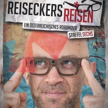 Reiseckers Reisen. Ein österreichisches Roadmovie. Staffel 1 - 6 (2009 - 2019)