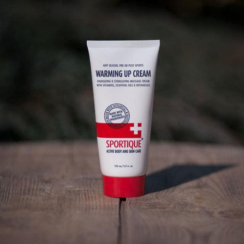 Sportique Warming Up Cream 100ML