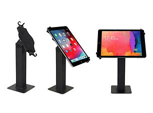 Premium Table Mounted Tablet Holder from Image Display