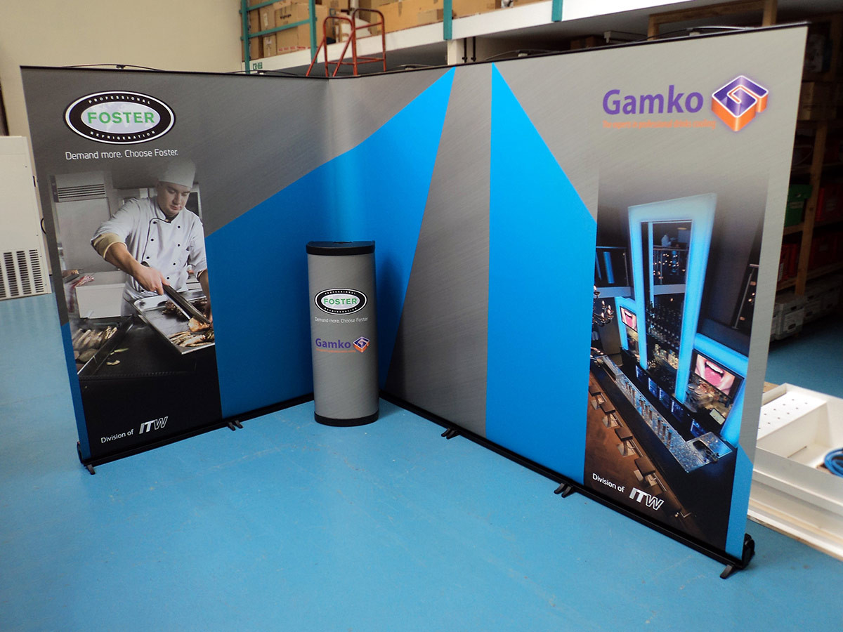 Link2 Portable Display kit for Foster Refrigeration