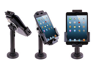 Universal Table Mounted Tablet Holder from Image Display & Graphics