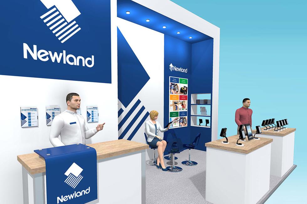 odern Exhibition Stand Design Concept