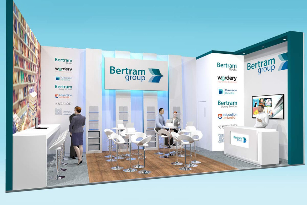 Custom Exhibition Stand Design Bertram Group