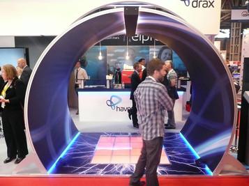 Energy Sector Brand Experience Dance Floor Haven Power